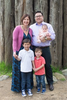 Scallon Family 2016-2